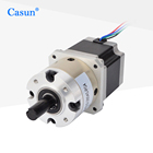 NEMA 23 Planetary Gearbox Stepper Motor Gear Reduction Ratio 1:4 for Automation Appliance Home Appliance Medical Appliance