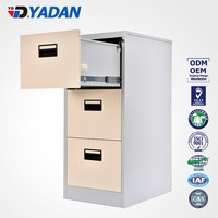 Modern simple Super September new design high quality customized metal storage furniture vertical filing cabinet
