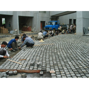 Large Paver Stone , Granite Setts Cobble