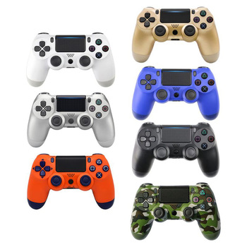 For Sony PS4 Controller Wireless Bluetooth Gamepad For Dualshock4 PS4 Remote Controller Joystick