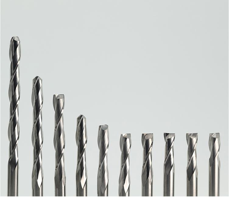 12mm end mill double angle milling cutter and engraving bits cnc conical end mill