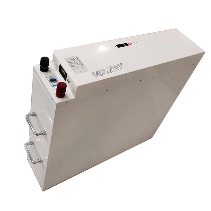 High density rechargeable lithium battery 48 volt 48v 48 v