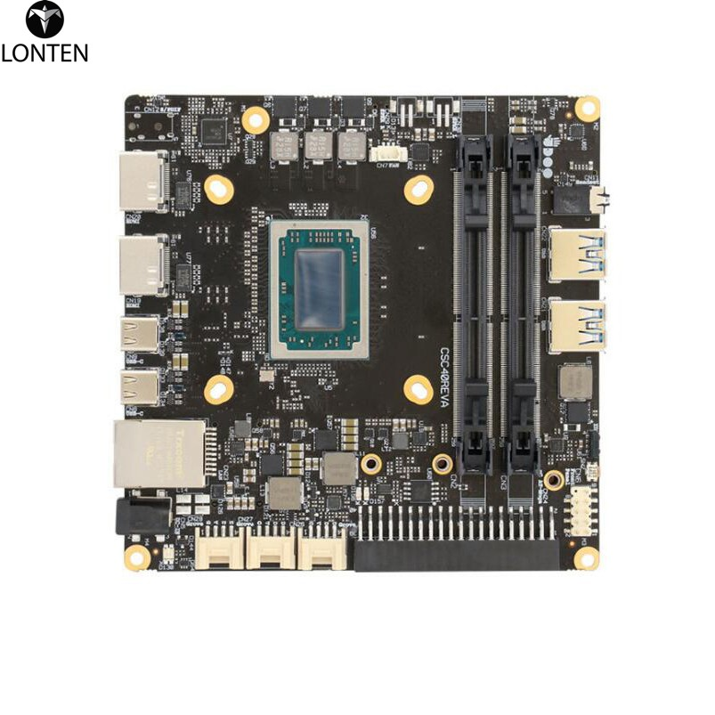 Original Single Board Computers UDOO BOLT V8/V3 the -new AMD Ryzen Embedded <strong>V1000</strong> SoC