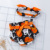customized baby clothes bloomer Halloween funny wear halter bow baby cute shorts with headband