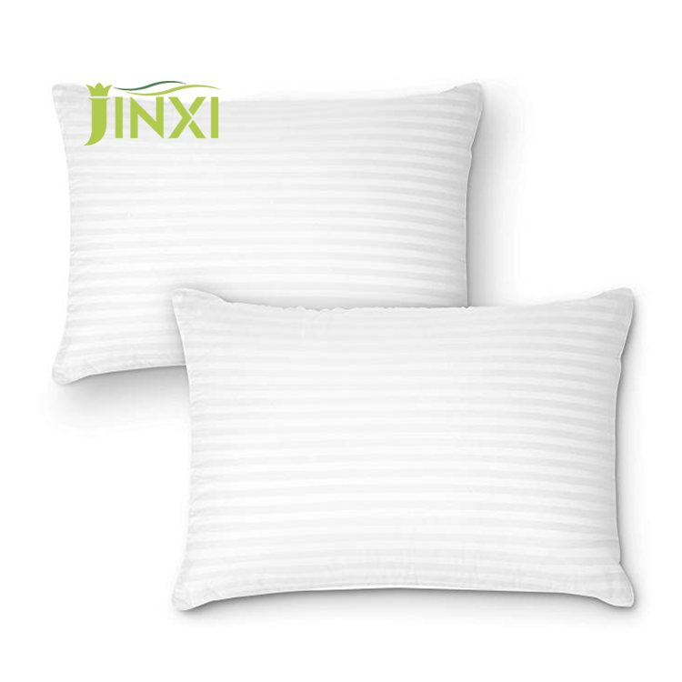 Wholesale Cheap Cotton Pillow Custom Design Printed White Pillow