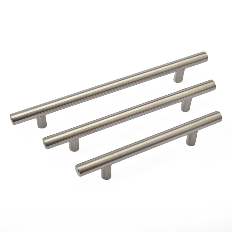 New Selling Furniture Hardware Bedroom Stainless Steel Drawer Accessory Pull Cabinet <strong>Handles</strong> T bar furniture <strong>handle</strong>
