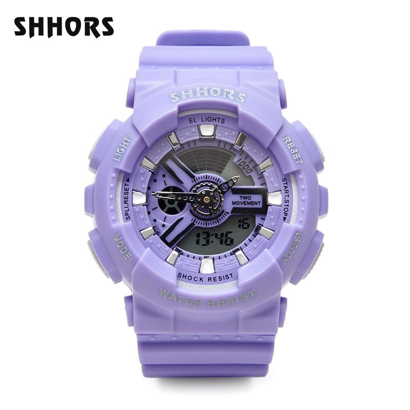 Shhors Watch  electronic Digital Girl wristwatch fashion watch for Ladies 810K