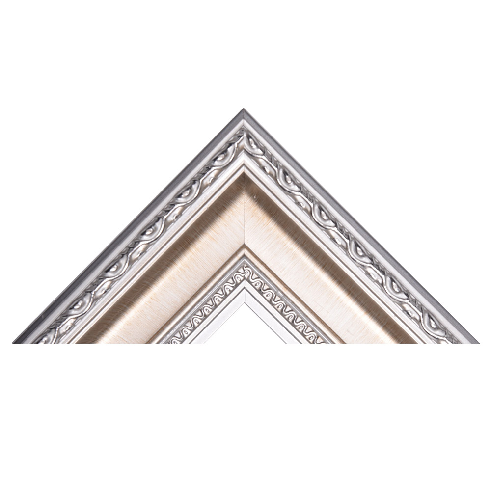 Silver Photo Frame Baroque Mirror Frames For Wall Art Decor Product On Alibaba