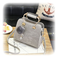 Female Bag 2019 New Fashion Ladies Small Bag Shoulder Diagonal Handbag Small Square Bag Solid Tote Handbag