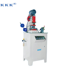 Full-auto open-end nylon metalen plastic rits gat punch making machine