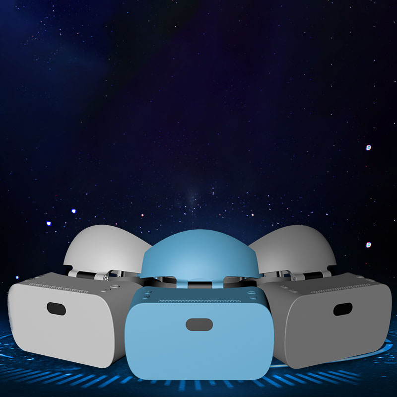 2K LCD screen 100-inch IMAX giant screen experience movie gaming glasses customize accept vr all in one headset