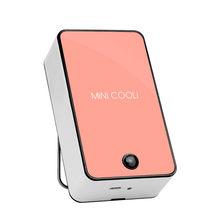 Домашний мини-кондиционер, портативный воздушный кулер, высококачественный мини-вентилятор для кондиционера, перезаряжаемый аккумулятор, ...(Китай)
