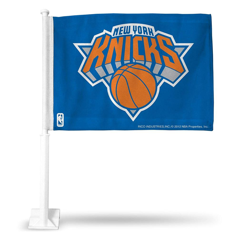 Rico NBA Logo Car Flag