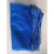 Factory 90gsm 1.8mx5.1m HDPE UV protection fireproof and fire retardent Blue safety net for scaffold and construction