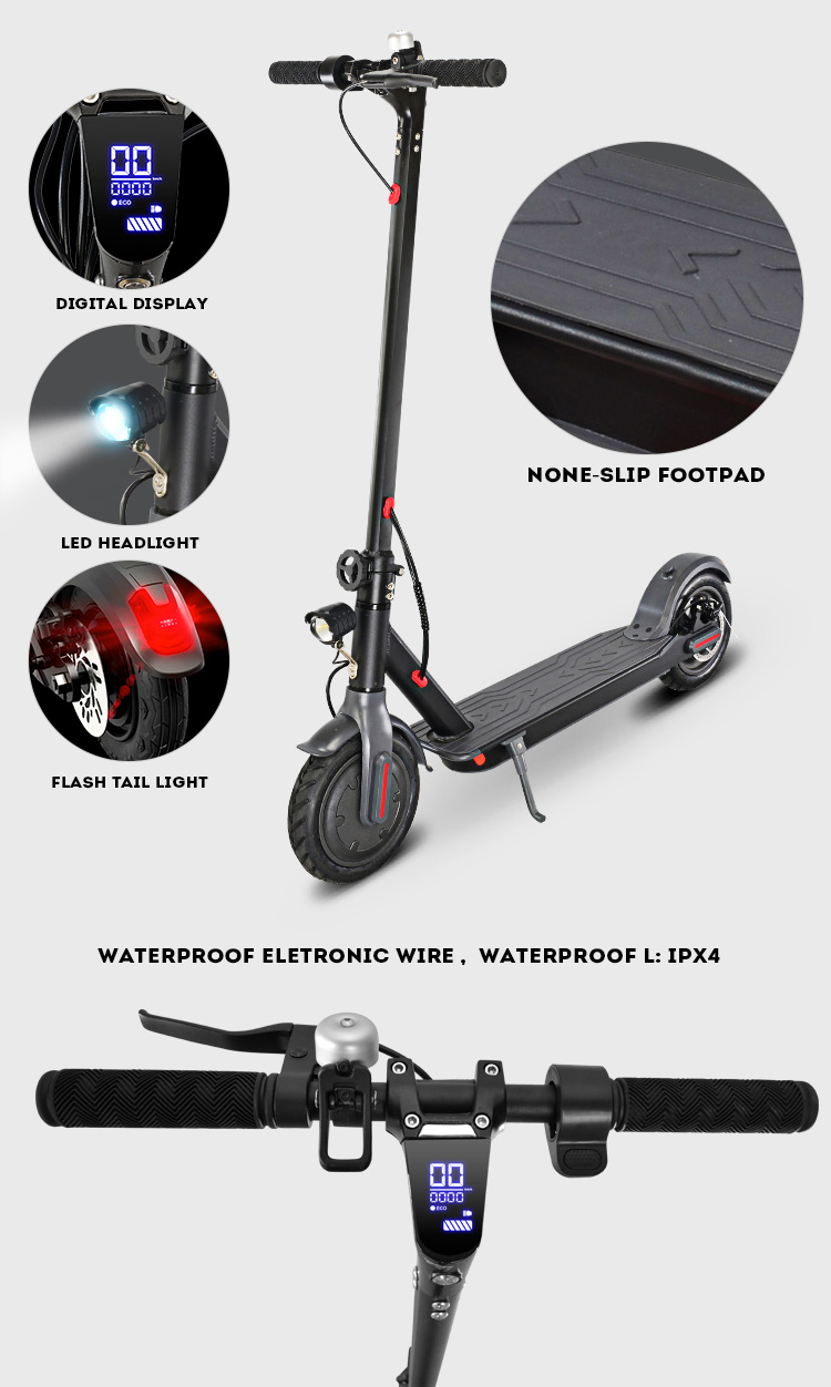 2020 Kede China Factory New Product M1electric scooter