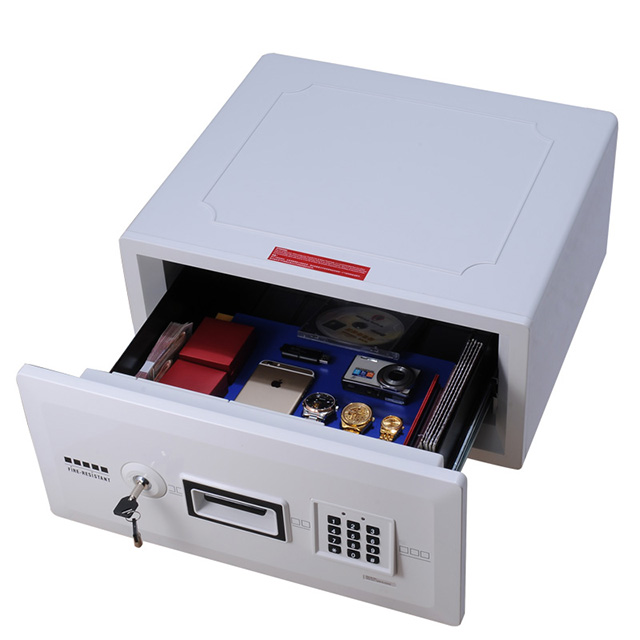 Wholesale 1 hour fireproof safe white for business for company-2