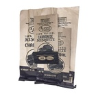Double Paper Double Layer Kraft Paper Bag For Charcoal