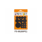 HYDERON Felt Furniture Pads for Chair Legs