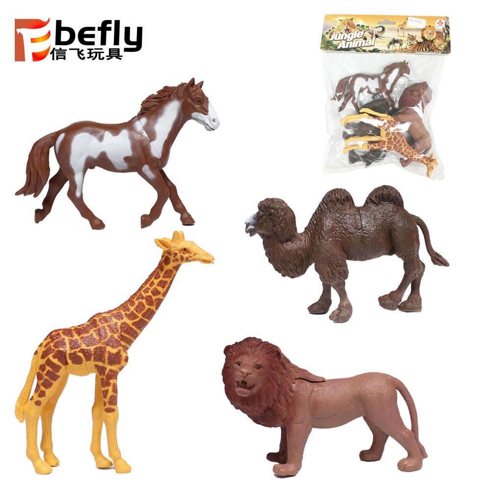 Animaux En Plastique Jouet en vrac en plastique cheval sauvage lion girafe modèle camel animaux jouets  - buy jouets pour animaux,jouets pour animaux en plastique,jouets pour