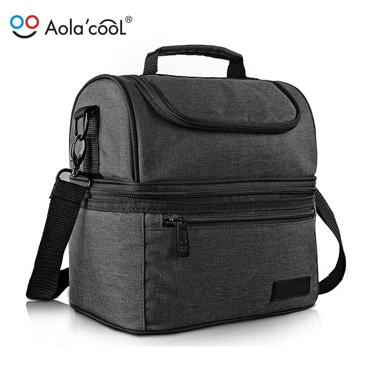 Cheap Food Delivery Car Container Breast Milk Camping Cooler Bag Lunch Soft Cooler Meal Perp Fitness Food Bag