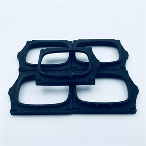 High quality (EPDM/silicone/Natural rubber/NBR/recycled rubber) molded/tooling oem rubber parts