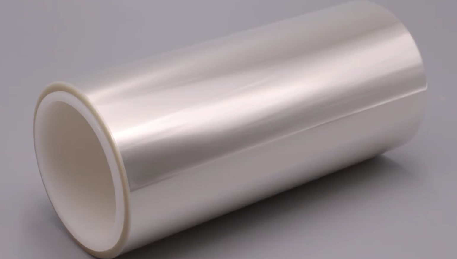 New Technology PET Super Light Non-silicone Roll Release Film For Heat Transfer