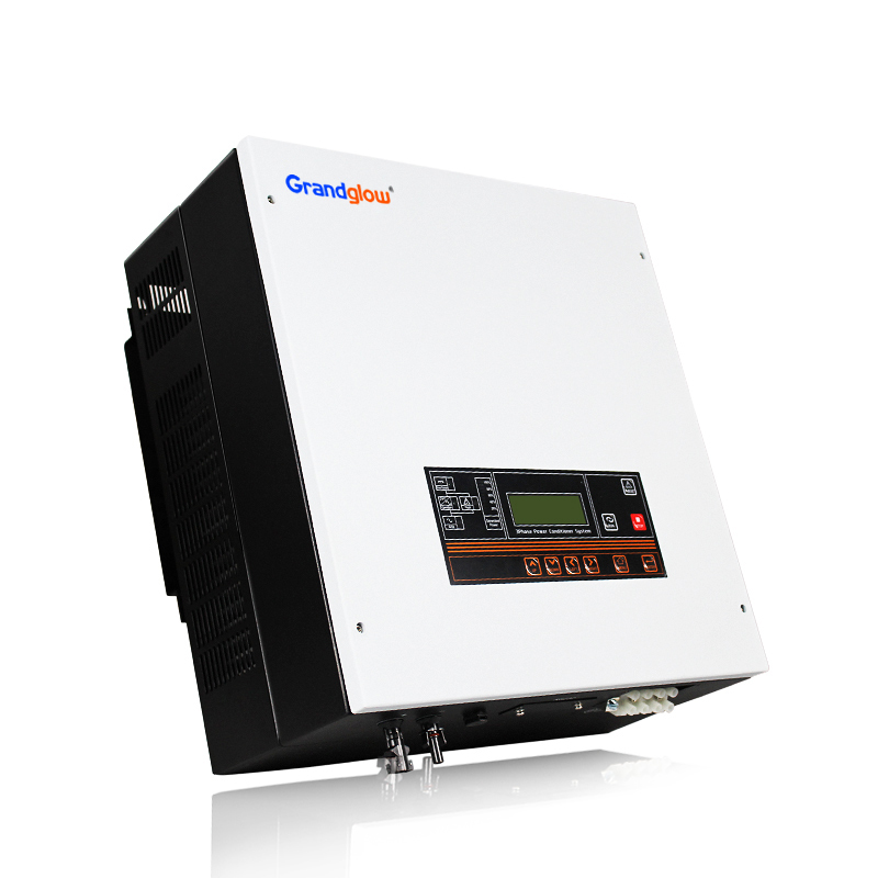 GOOD PRICE 5KW 2 PHASE 550VDC  220V 240VAC  5000W ON GRID TIE INVERTER WITH WIFI