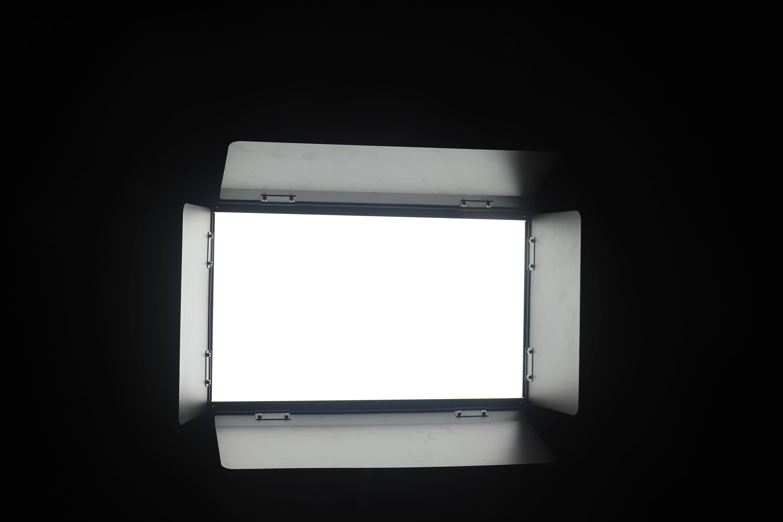 288pcs ad alta Potenza 0.5W 3200 k-5600 k 150w Led Morbido Video Cielo Pannello Luce Pellicola