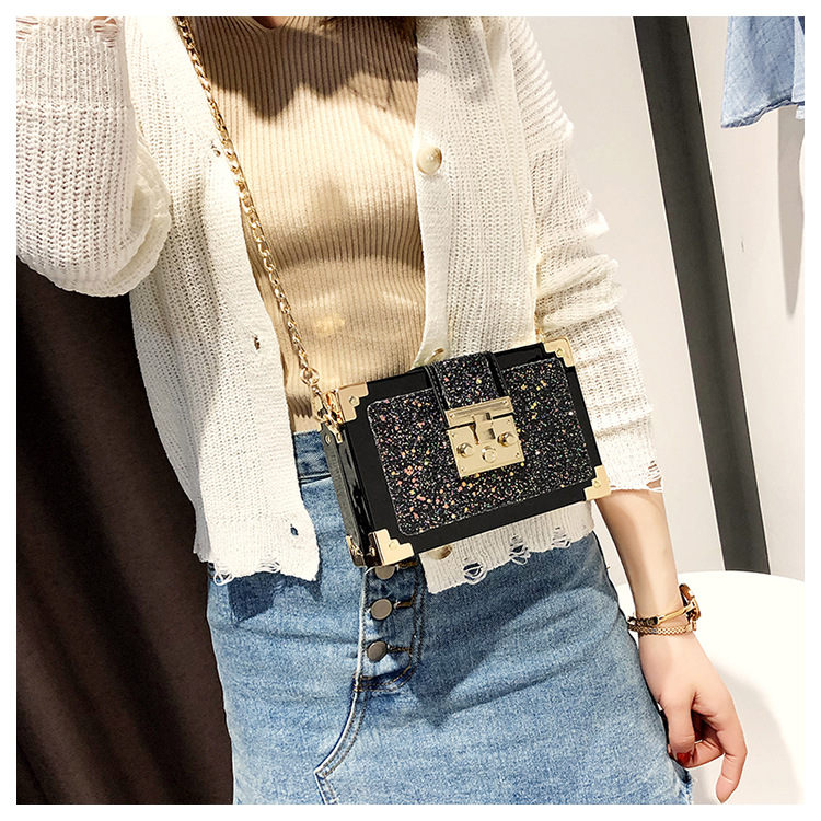 product-Osgoodway2 Korean fashion sequined messenger chain bag women fashion crossbody bag-Osgoodway-3