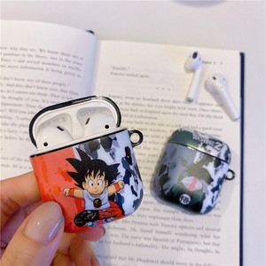 Dragon ball cover for apple airpod 2 soft case for airpod case covers earphone soft TPU case for airpod cover soft IMD