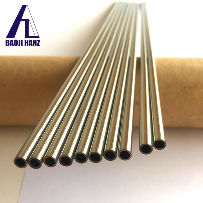 China Titanium capillary tube for sale