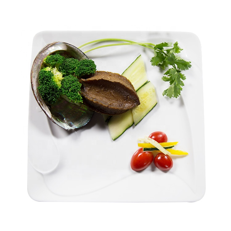 High quality black golden organic food nutrition and health canned abalone
