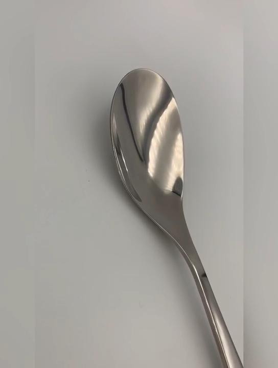 Pure Titanium Huishouden Soep Lepel