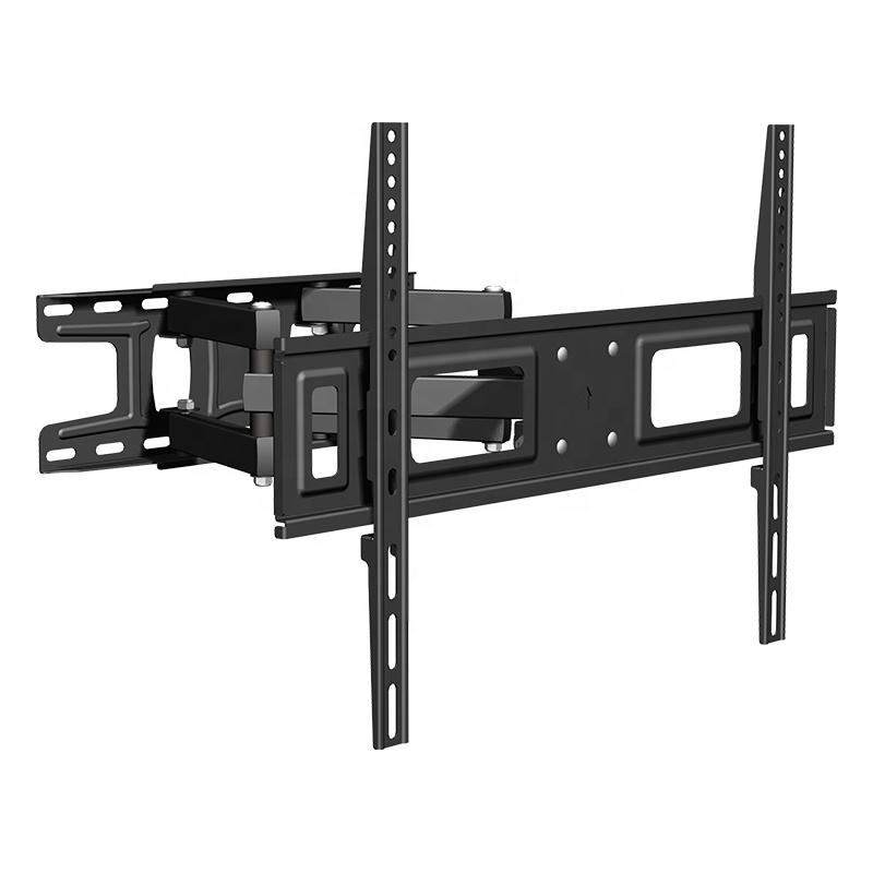 """MAX VESA 600*400 180 degree Swivel Telescopic Lcd Tv Bracket Extendable Full Motion Wall Mount for 32""""-70"""" TV"""
