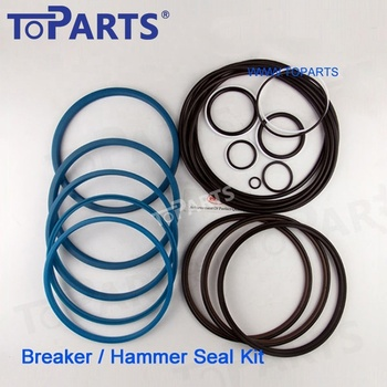 JTHB10 Hydraulic Breaker Seal kit For KOMATSU JTHB 10 Hydraulic Hammer Seal Kit JTHB-10 repair kit