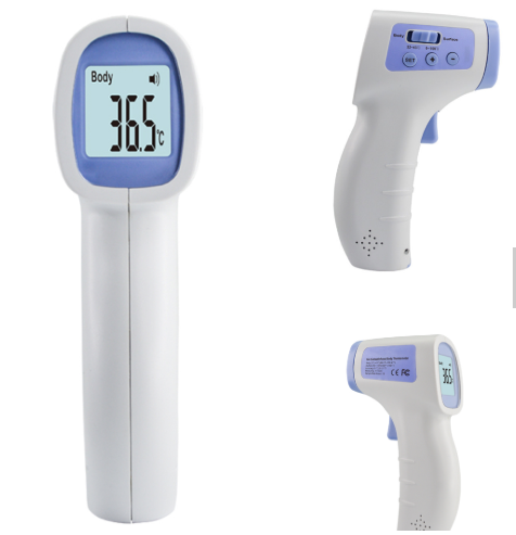 Digital Medical Infrared Thermometer Forehead Non Contact Infrared Body Thermometer - KingCare | KingCare.net