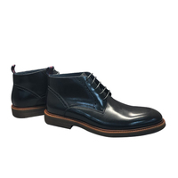 Mens casual leather shoes pure leather shoes for men