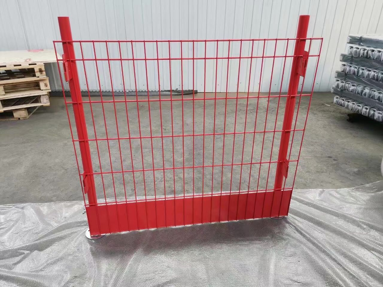 Manufacturer Building Construction Safety Fall Fence Roof Edge Protection Extension Barrier