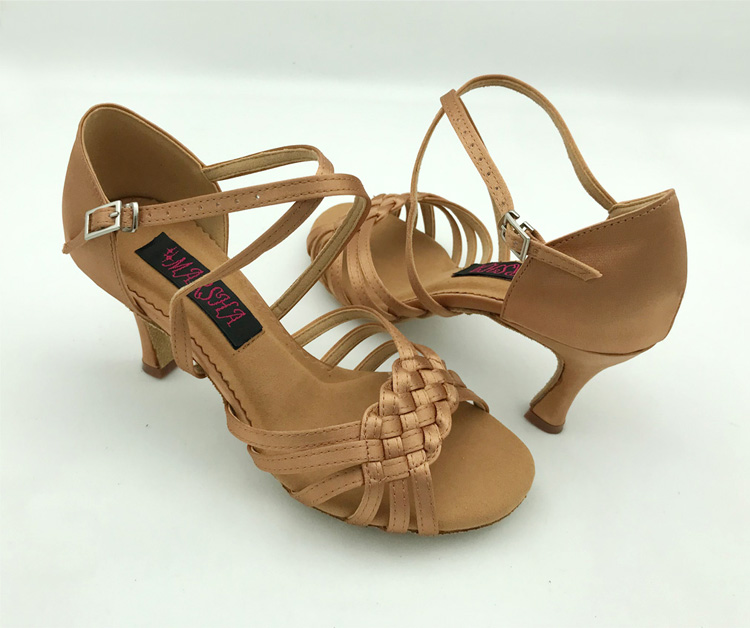 Elegant Latin dance shoes salsa shoes tango shoes for women 6253DTN