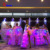 Butterfly led programmable dmx belly dance isis wings for dancing