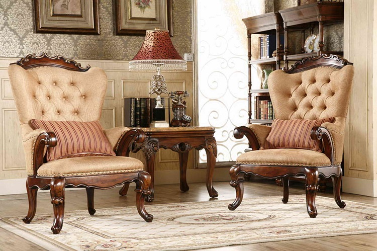High-end-klassischen Home Möbel Wohnzimmer Möbel Sets ...