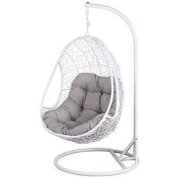 Hanging Egg Chair Outdoor Patio Garden