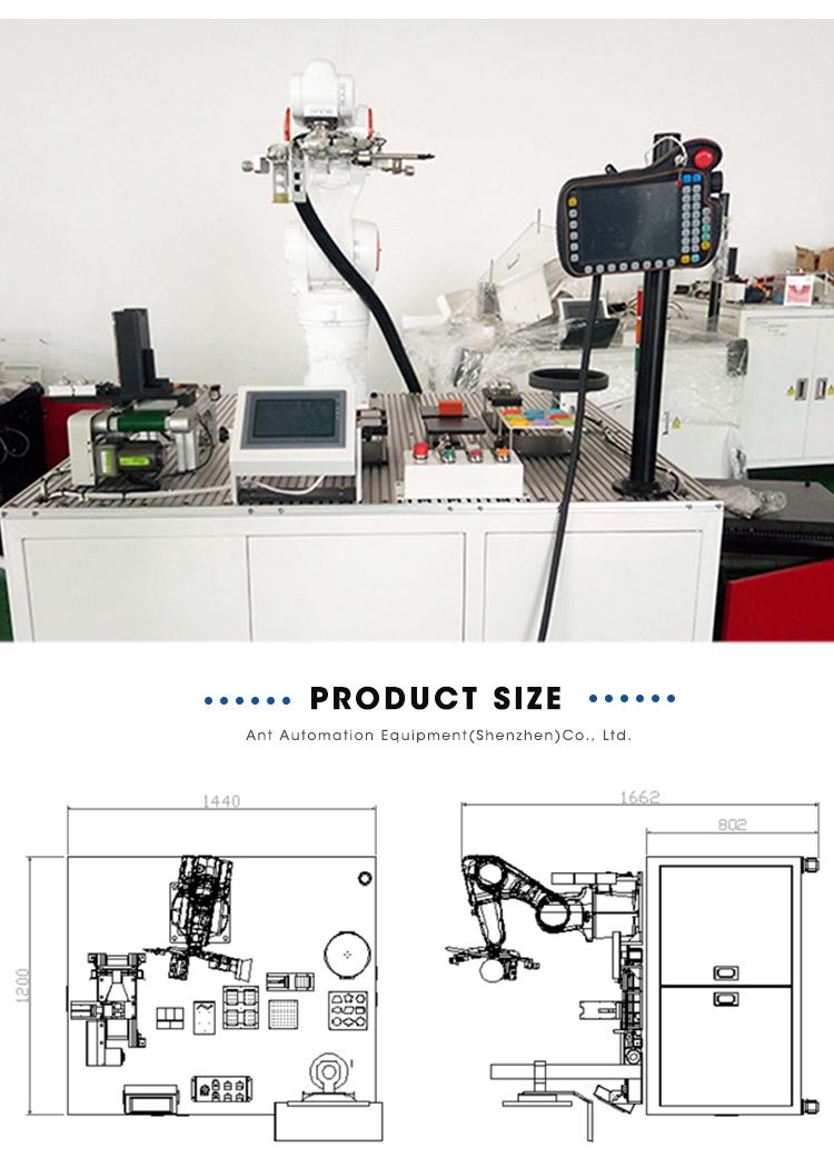 Schnelle Lieferung Günstige Robotic Grip Animieren Roboter Arm Fabrik Aus China