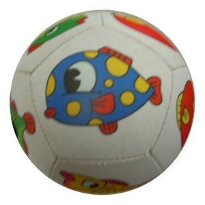 12 panels Heat Transfer Printing Beach Soccer Ball