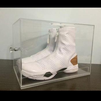 Boîte À Chaussures En Acrylique Transparent Acrylique Sport Chaussures Vitrine Lucide Boîtes À Chaussures En Acrylique Transparent Buy Boîte À