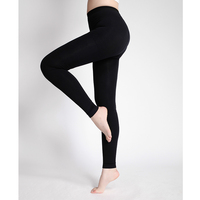 Hot Sell Women'S Footless Nylon Tights Compression Pantyhose Slimming Sleep Leg Shapers