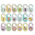Hot selling nursery hanger baby closet dividers