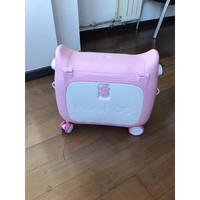 Kids Pc Custom Retro Air Express Travel Winners Baby Trolley Bag Set Luggage Sets Plastic Rolling Suit Case For Children