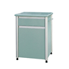 Durable Using Low Price Bedside Table Cabinet, Factory Price Hospital Bedside Caninet