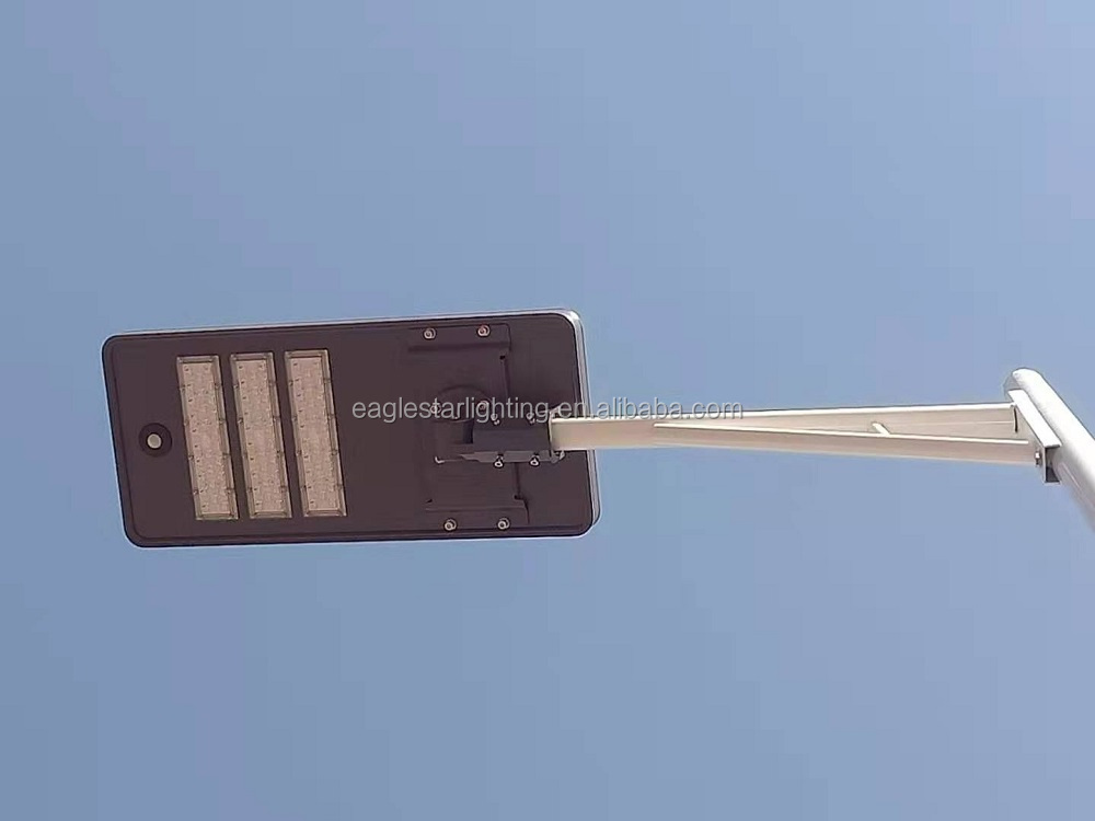 20W 2020 new product high lumen solar highway street lighting integrated system with cctv